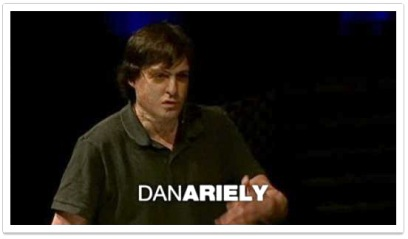 Link to Dan Ariely Video at TED Conference