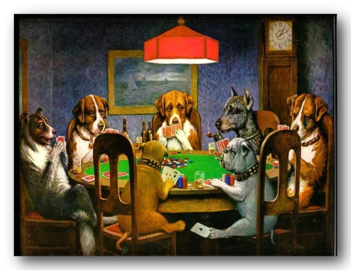 poker-dogs