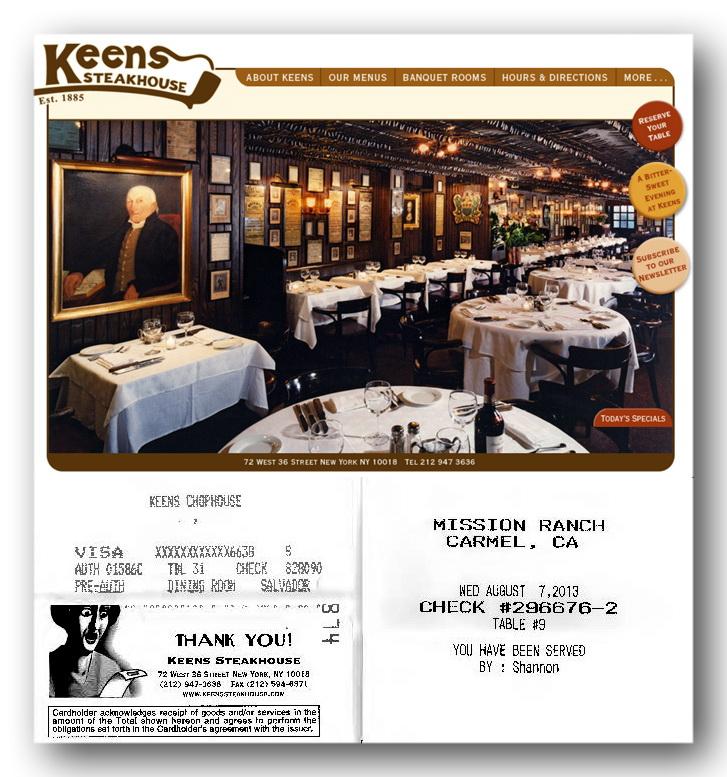 Keens-Mission